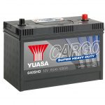 Commercial vehicle battery