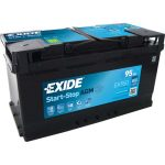 Exide EK950 stop start car battery