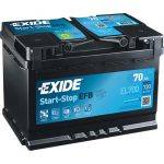 Exide EL700 stop start car battery